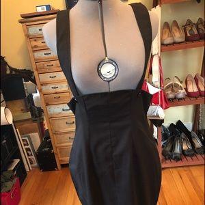 Tatyana boutique black jumper pencil dress. NWT